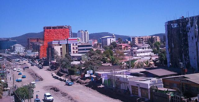 Haya Hulet, Addis Ababa