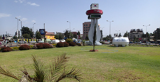 Sarbat, Addis Ababa