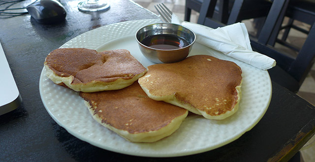 Lime Tree Pancakes