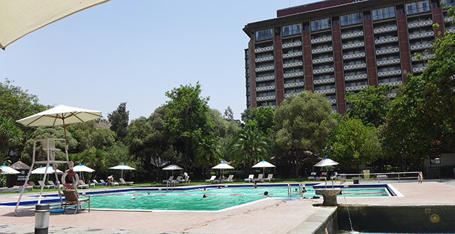Swimming Pools in Addis Ababa - Hilton