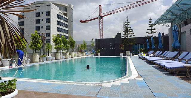 Swimming Pools in Addis Ababa - The Intercontinental
