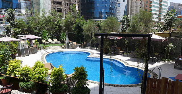 Swimming Pools in Addis Ababa - Monarch Hotel