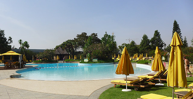 Swimming Pools in Addis - Sheraton