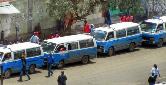 Addis Matatus