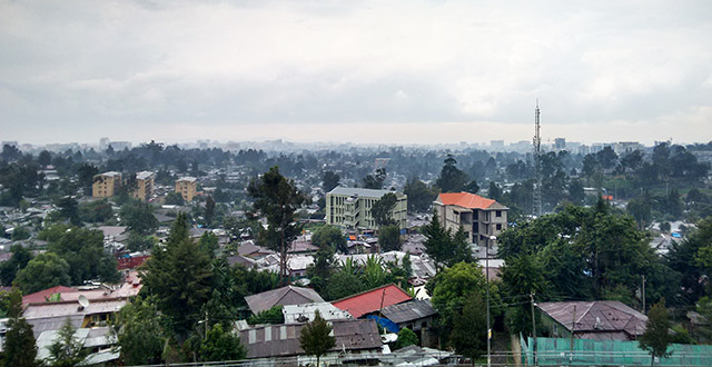 Addis Ababa with a View